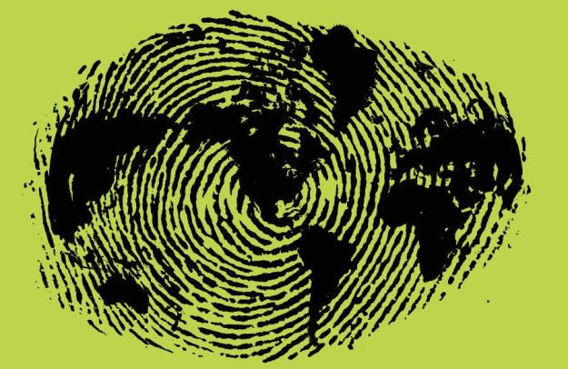identity - fingerprint world