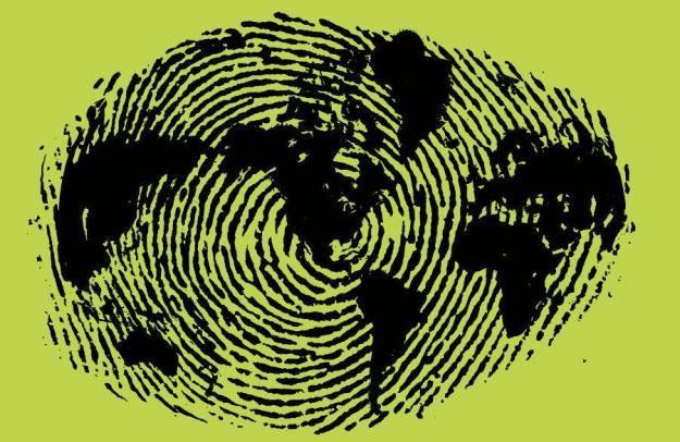 identity - fingerprint world