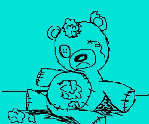 beatenupbear